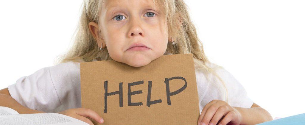 Dificultades de aprendizaje niños