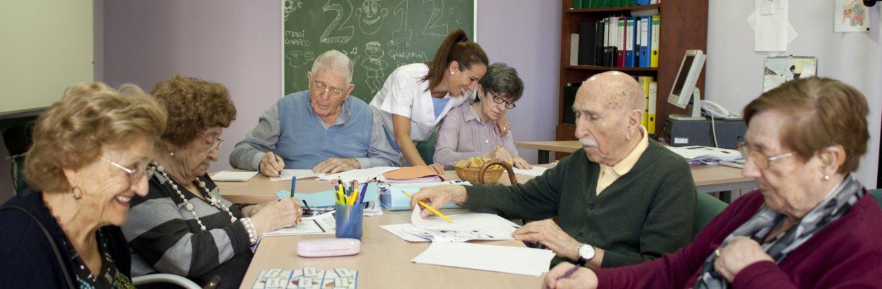 Logopeda para residencias de ancianos y centros de día