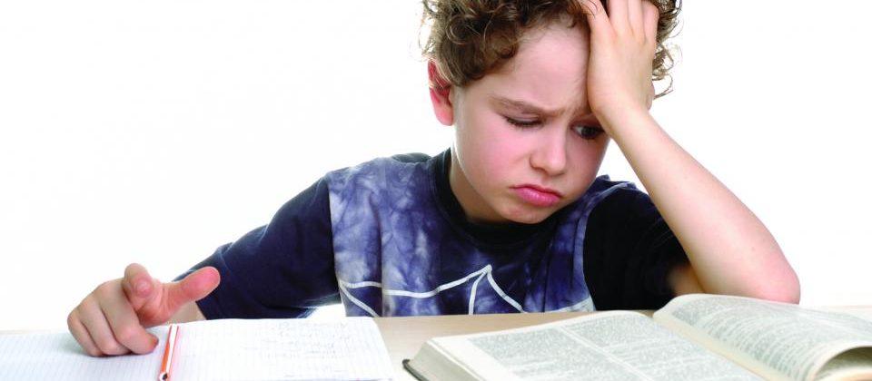 Test de dislexia para niños